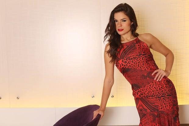 Melissa Gurgel, Miss Brasil 2014 (Foto: Iwi Onodera / EGO)