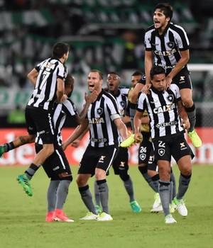 Botafogo x Atlético Nacional (Foto  André Durão) 20b382f93b545