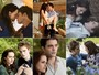"""Edward e Bella nos filmes da """"Saga Crepúsculo"""" (Foto: Divulgação / Reprodução)"""