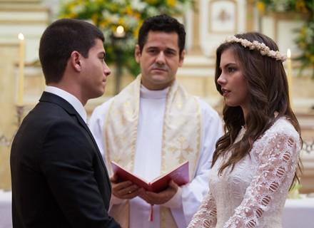 Duanca no altar? Bianca diz que aceita Duca como seu esposo
