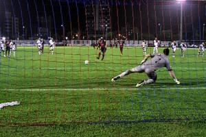 Marcilio Dias x Juventus (Foto: Flavio Roberto/CN Marcílio Dias)