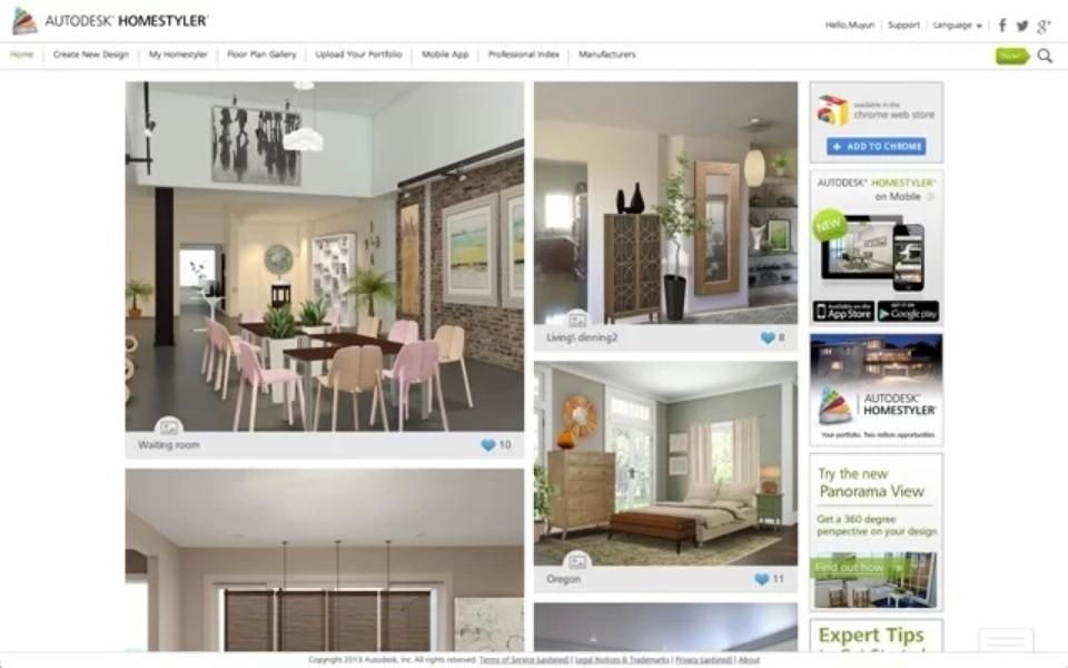 Autodesk Homestyler Download Techtudo
