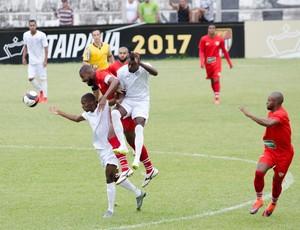 União Barbarense x Mogi Mirim - Série A2 (Foto: Sanderson Barbarini / Foco no Esporte)