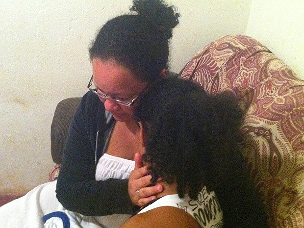 Quatro desconhecidas teriam dado socos e chutes em braços, pernas e barriga de adolescente de 12 anos porque a vítima é negra (Foto: Raquel Morais/G1)