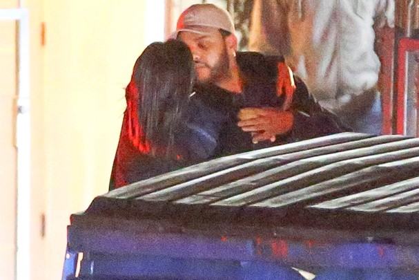 Selena Gomez e The Weeknd (Foto: AKM)