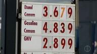 Preço do diesel e da gasolina aumentam a partir deste sábado