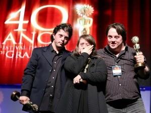 Trio Colegas (Foto: Edison Vara/Pressphoto)