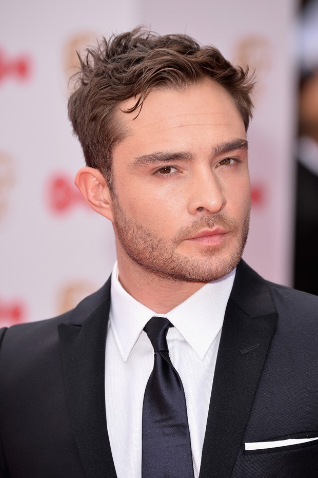 O ator Ed Westwick (Foto: Getty Images)