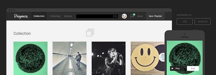 App Playmoss permite juntar SoundCloud, YouTube e Vimeo em um só lugar (Foto: Divulgação/Playmoss)