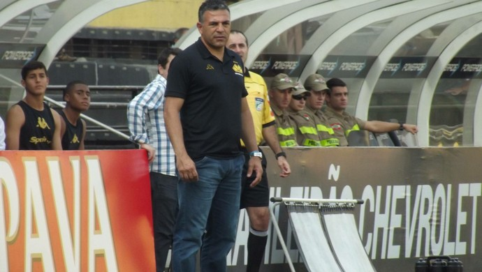Luizinho Vieira Criciúma (Foto: Douglas Sartor/Criciúma EC)