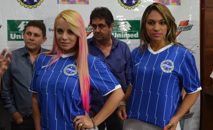 camisa São José (Foto: Danilo Sardinha/GloboEsporte.com)
