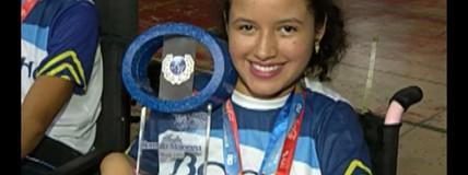 Vencedora do TRM sonha com novas conquistas