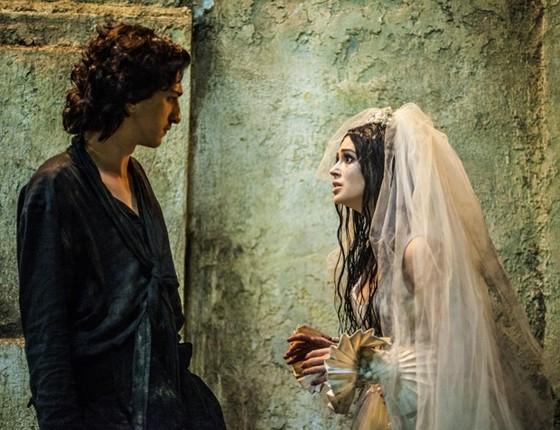 Johnny Massaro e Marina Ruy Barbosa já trabalharam juntos, em 2015, na série Amorteamo (Foto: Matheus Cabral)
