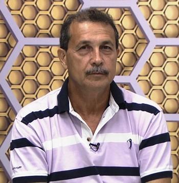 Edson Izidório, presidente do Atlético-AC (Foto: Reprodução/GloboEsporte.com)
