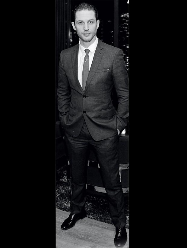 04 Tom Hardy  (Foto: Photo by Stephen Lovekin/Getty Images)