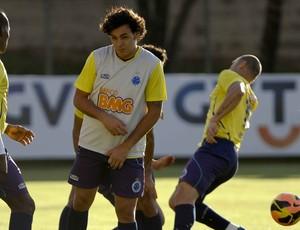 Ricardo Goulart, Cruzeiro, treino, Toca da Raposa II (Foto: Washington Alves / Vipcomm)