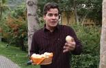 Pão de queijo é unanimidade entre o elenco da Globo