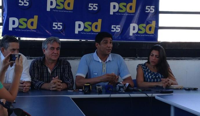 Jardel, deputado, ex-Grêmio (Foto: Maria Polo/GloboEsporte.com)