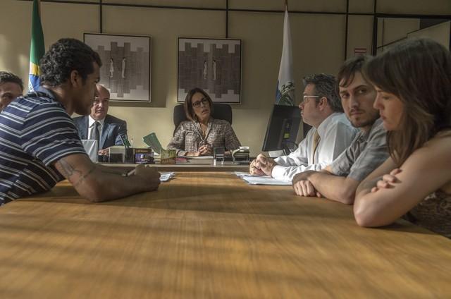 Cena de 'Segredos de Justiça' (Foto: Renato Rocha Miranda/TV Globo)