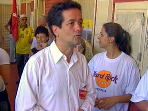 O prefeito Antônio da Costa  Santos, o Toninho do PT de Campinas (Foto: Reprodução / EPTV)