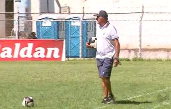 Pinho nega retranca e pede equilíbrio à Matonense contra Rio Branco