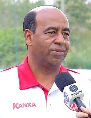 Moura - América-RN (Foto: Reprodução/ Inter TV Cabugi)