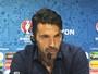Na última Euro da carreira, Buffon quer resposta aos críticos dentro de campo