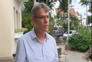 Diretor-executivo da Abrasel-PE, Valter Jarocki, aposta na compreensão dos clientes (Foto: Reprodução/ TV Globo)