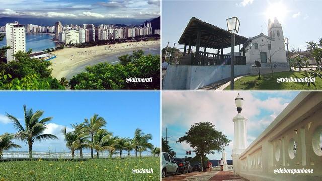 Cidades que fazem aniversário no mês de janeiro. (Foto: Divulgação / TV Tribuna)