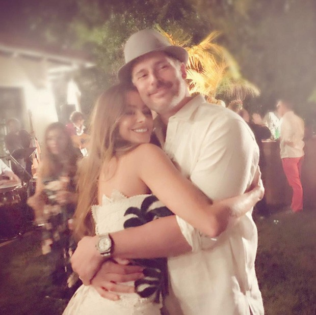 Sofia Vergara e Joe Manganiello  (Foto: Reprodução / Instagram)