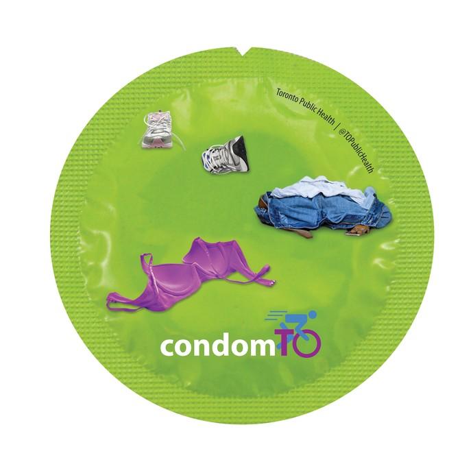 Preservativos Pan de Toronto (Foto: Divulgação)