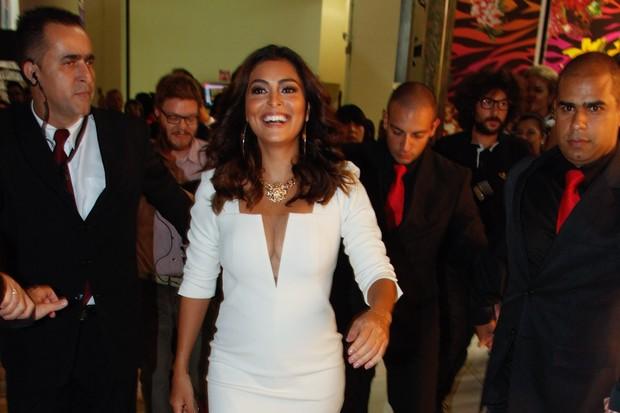 Juliana Paes (Foto: Manuela Scarpa/Photo Rio News)