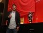 Jornal: diretor do Lazio está em Lisboa para tentar contratar o brasileiro Jardel