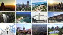 Público vai eleger as '7 Maravilhas da Região'; saiba como participar (Arte: G1)