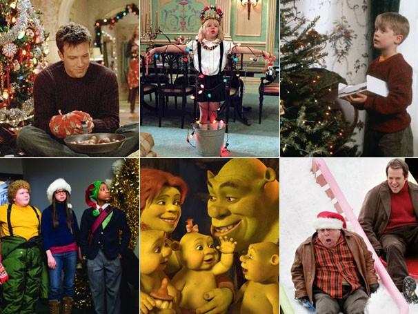 """Ouça músicas dos filmes """"Sobrevivendo ao Natal"""", """"O Natal de Eloise"""", """"Esqueceram de Mim"""" e muitos outros sucessos (Foto: Divulgação / Reprodução)"""