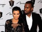 Kim Kardashian vai a primeiro evento depois de anunciar gravidez
