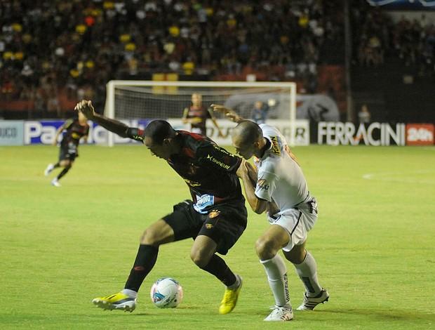 sport x serra talhada (Foto: Antônio Carneiro / Pernambuco Press)