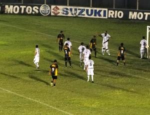 Paraíba vence a dor de barriga e derrota o Treze (Foto: João Fábio)
