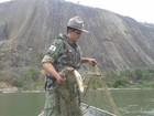 Piracema começa, pesca fica proibida e fiscalização aumenta em Valadares