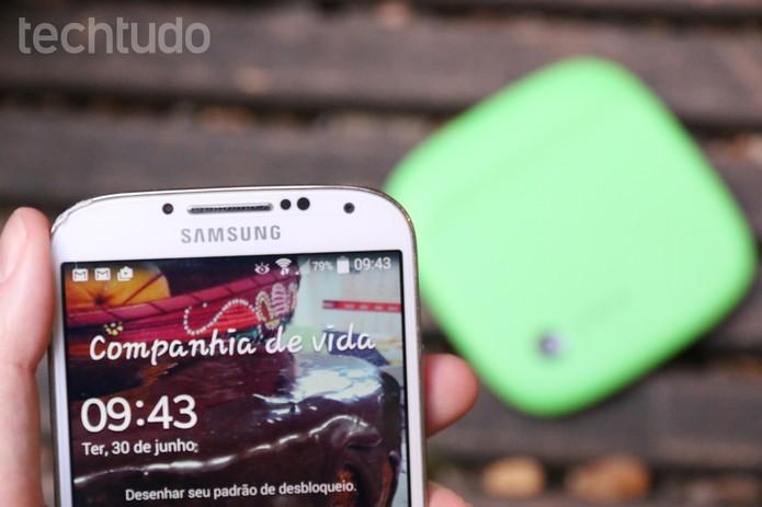 Hd smartphone (Foto: Luciana Maline/TechTudo)