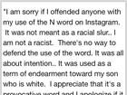 Após ser criticada por racismo em post, Madonna pede desculpas