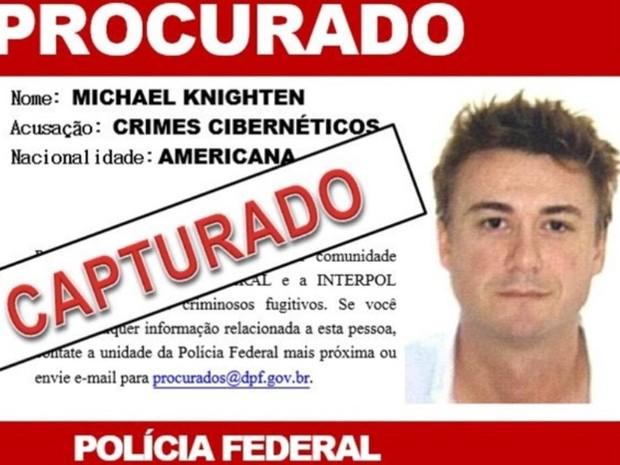 Resultado de imagem para Hacker norte-americano preso em SC tinha vida de luxo, diz Polícia Federal