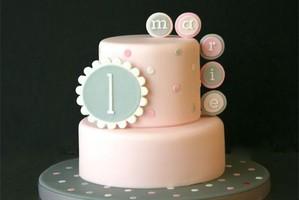 10 bolos para celebrar o primeiro ano do bebê