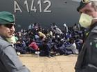 Itália resgata 4.000 migrantes nas últimas 48 h no canal da Sicília