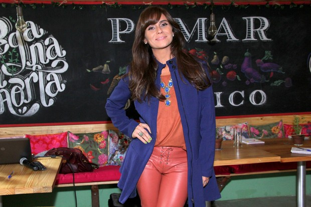 Giovanna Antonelli  (Foto: ALex Palarea/AgNews)