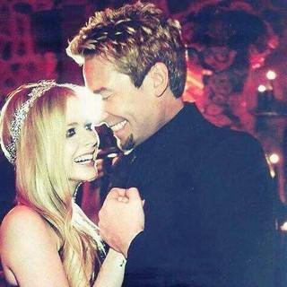 Avril Lavigne e Chad Kroeger (Foto: Instagram / Reprodução)