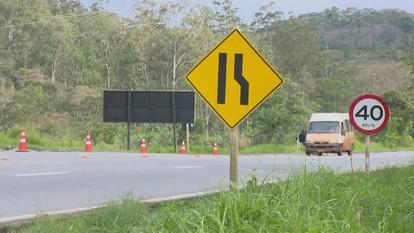 PRF registra aumento de acidentes na BR-040 entre Santos Dumont e Juiz de Fora
