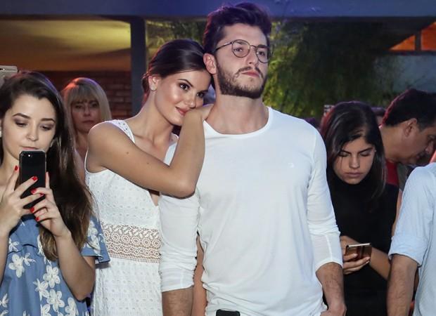 Camila Queiroz e Klebber Toledo (Foto: Roberto Filho/Brazil News)