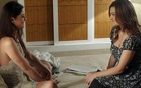 Elisa vai contar mentira para impedir sociedade de Rodrigo e Tobias