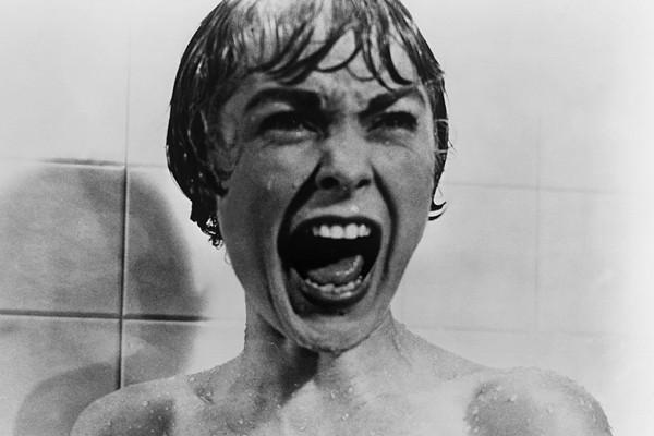 Janet Leigh em Psicose (1960) (Foto: Reprodução)